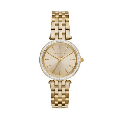 26Mm Petite Darci Gold Tone Stainless Steel Michael Kors Watch