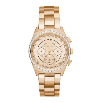 39Mm Garner All Gold Tone Stainless Steel Michael Kors Watch