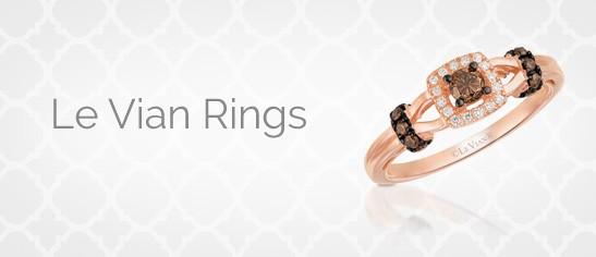 Le Vian Rings