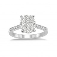 Lovebright Engagement Ring