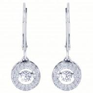 Dazzling Diamonds Earrings
