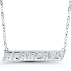Bearcats Bar Necklace