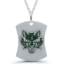 Bearcats Dogtag Necklace