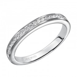 Jubilee 14K White Gold WEDDING BAND