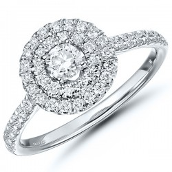 Round Diamond Classic Engagement Ring