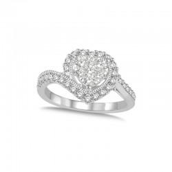 Lovebright Engagement Ring