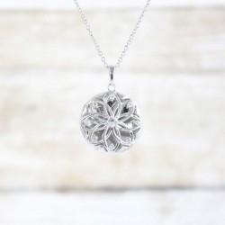 Helen Locket Necklace (RG)