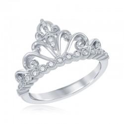 Cinderella Tiara Ring