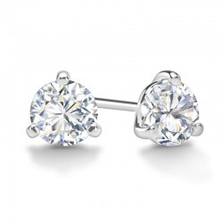 Forevermark Martini set Diamond Stud Earrings