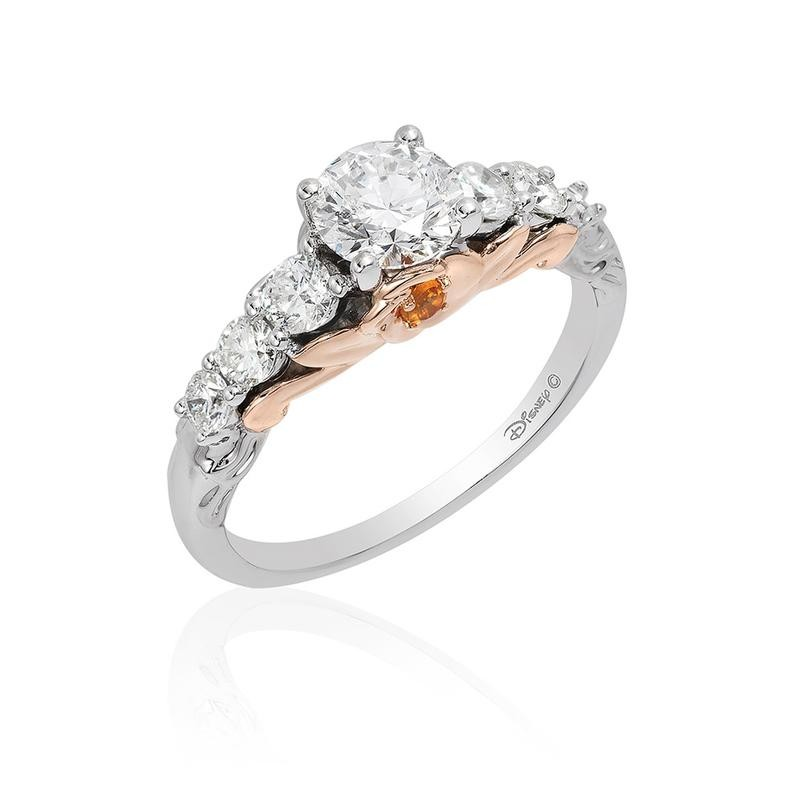 Belle Rose Bridal Ring