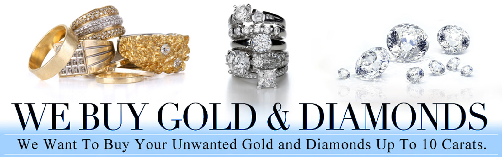 We Buy Gold & Diamonds