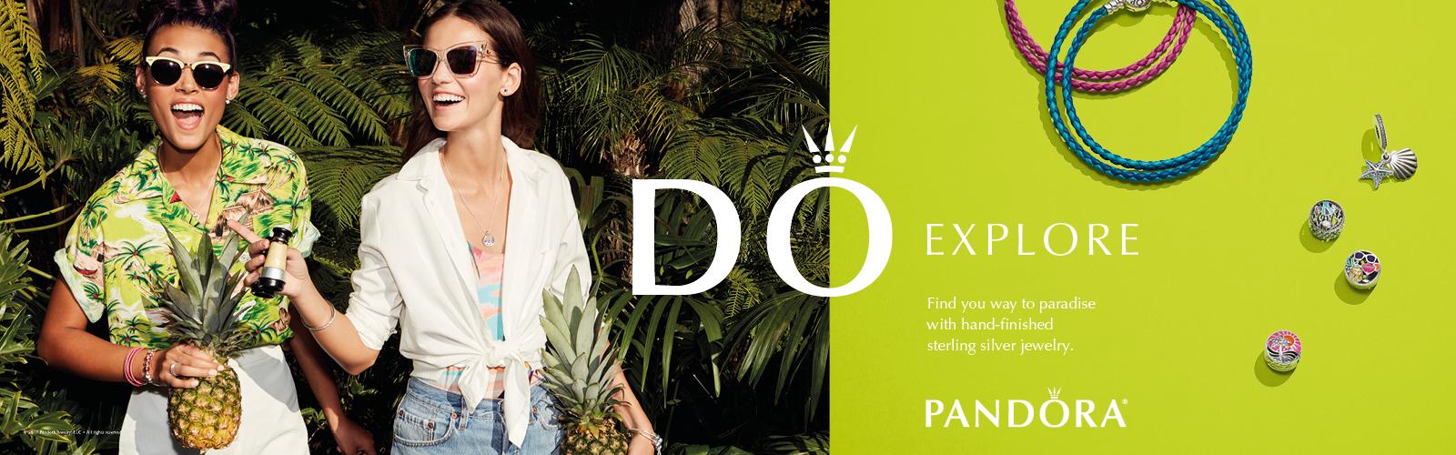 Pandora Do Explore!