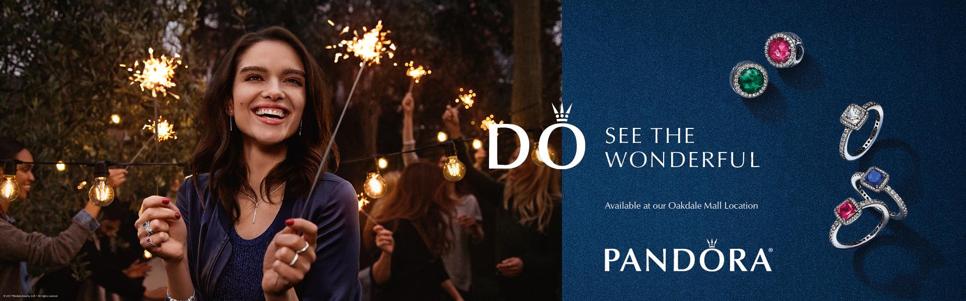 Pandora See the Wonderful!