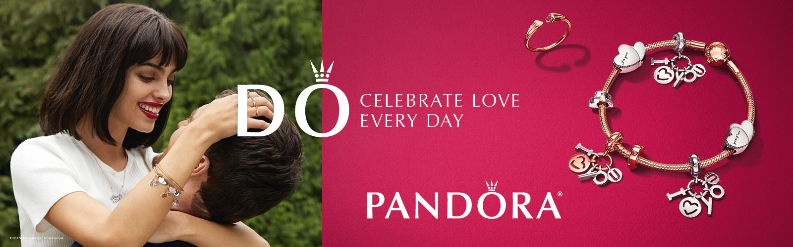Pandora Celebrate Love