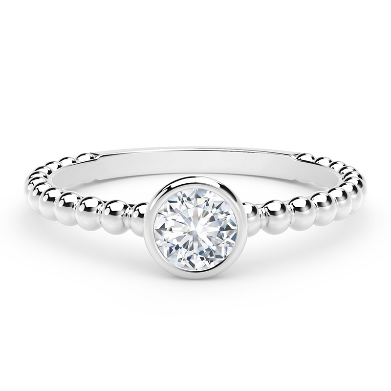 4f9dbe1c0c07b The Forevermark Tribute™ Collection Diamond Stackable Ring - FMT3020