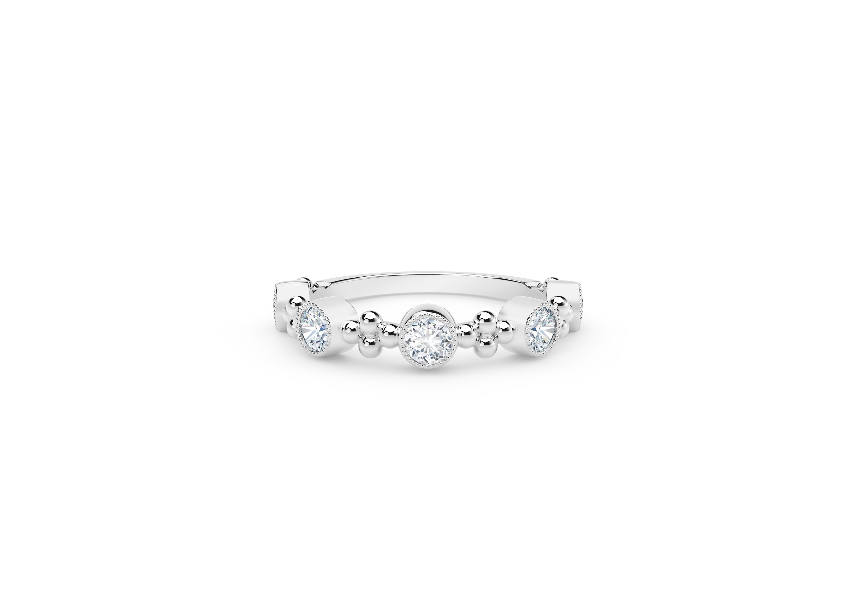 70b505bb3a3 The Forevermark Tribute™ Collection Delicate Diamond Ring - FMT3180