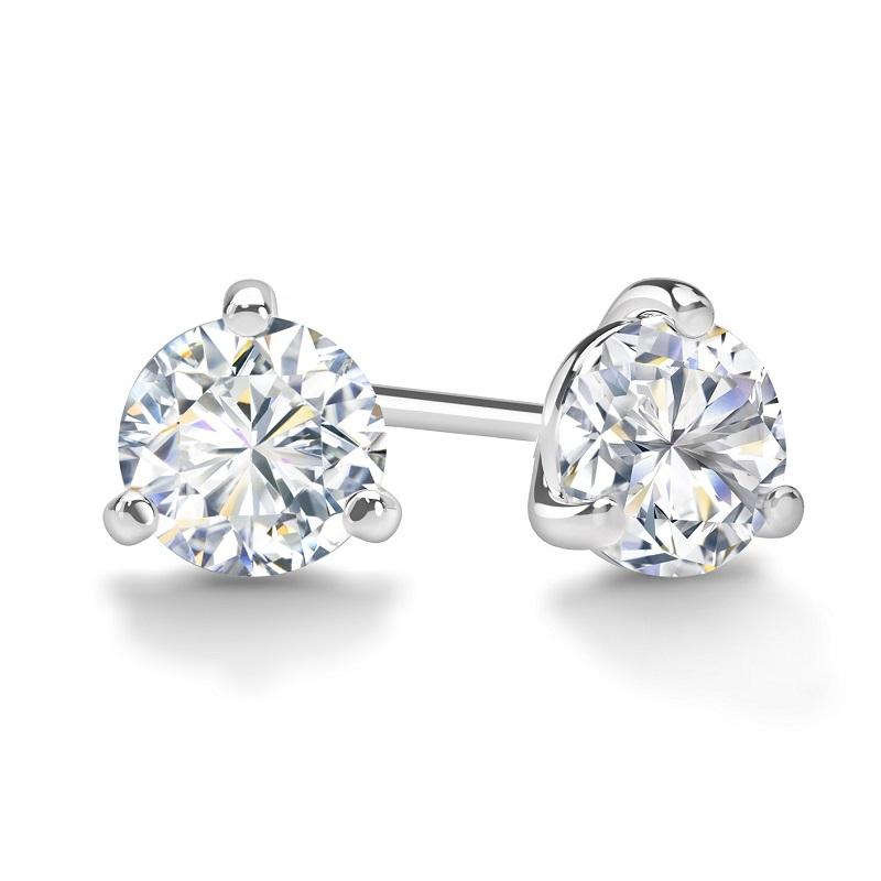 5b492893d Forevermark Martini set Diamond Stud Earrings - CLRD3PES-1